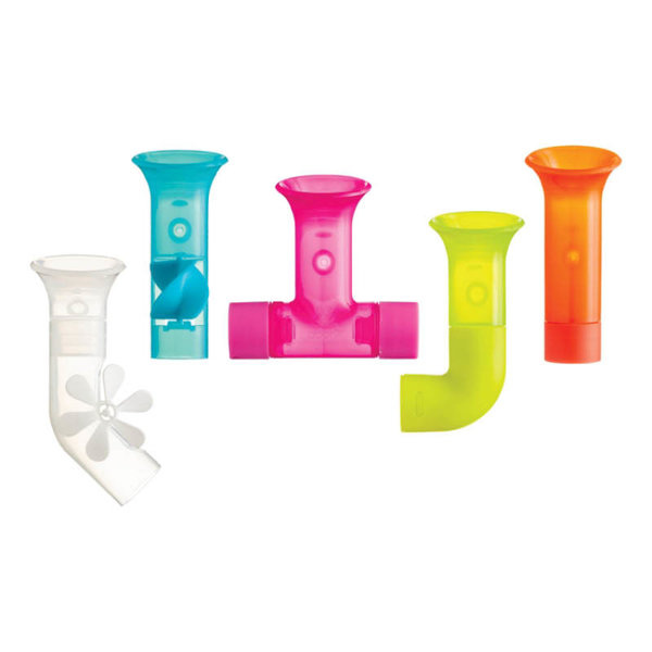View larger image of Pipes Building Bath Toy