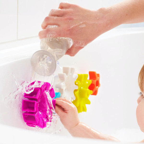 View larger image of Pipes & Tubes & Cogs Bath Toy Set