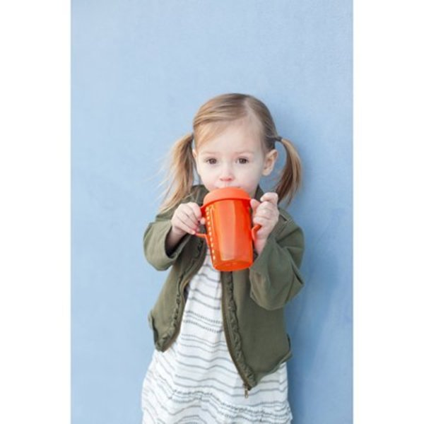 View larger image of Sippy Cup 10oz Firm Spout - Orange