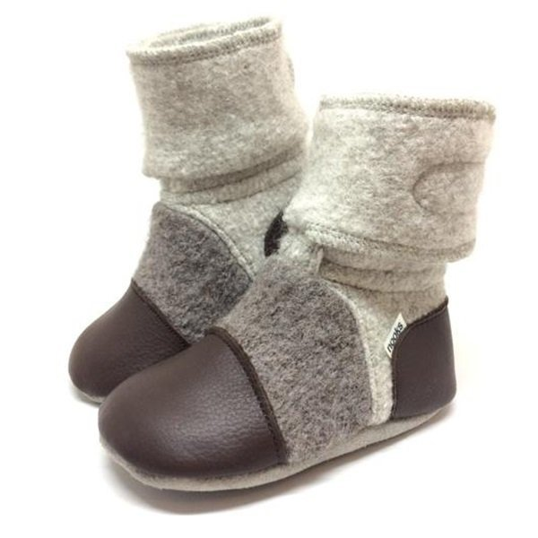 View larger image of Nooks Booties - Driftwood