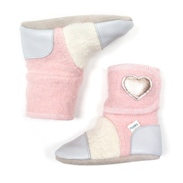 View larger image of Nooks Booties - Snowberry