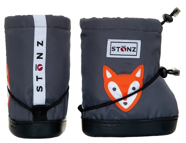 View larger image of Booties - Grey Fox