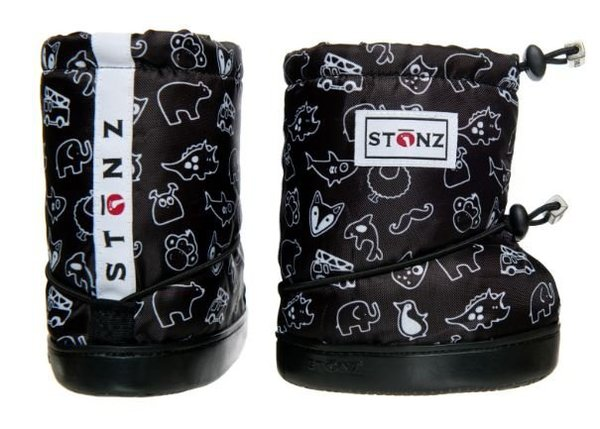 View larger image of Booties - Stonz Print
