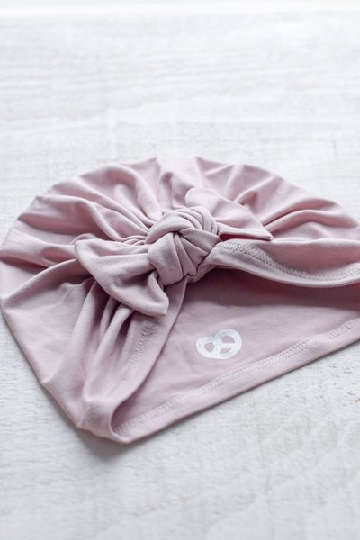 View larger image of Bow Turban - Blush