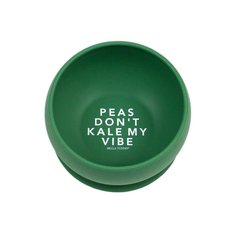 Bowl-Peas Don't Kale My Vibe