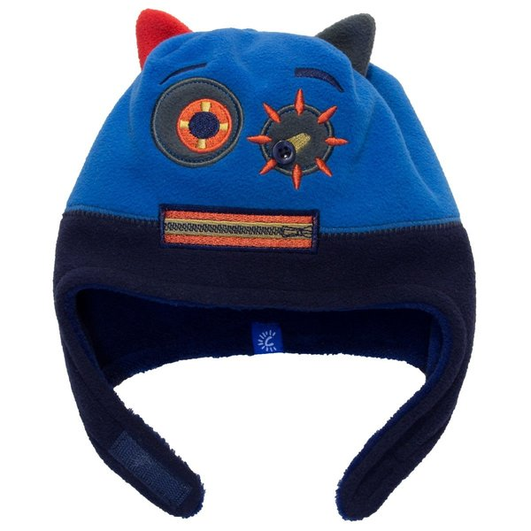 View larger image of Boy Monster Hat - Navy