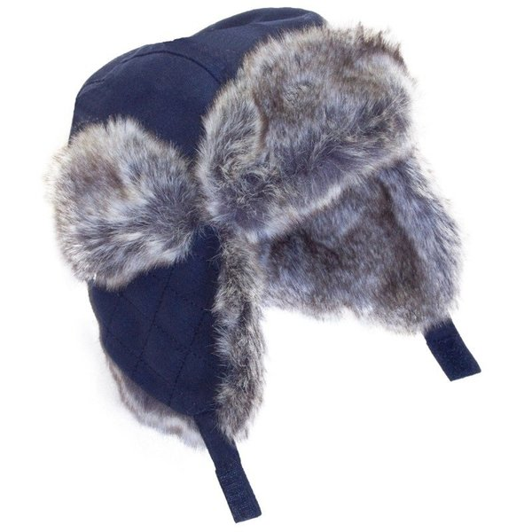 View larger image of Boy Trapper Hat-Navy