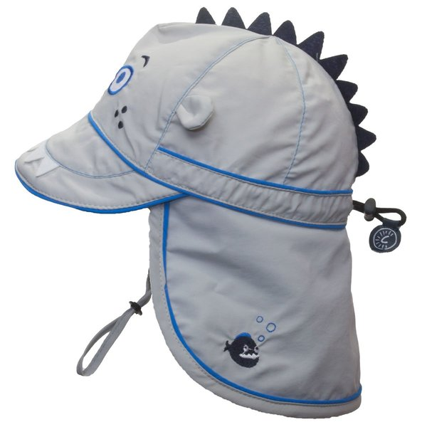 View larger image of Boys UV Hat - Grey