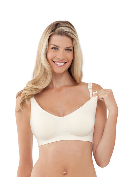 View larger image of Body Silk Bra - Ivory