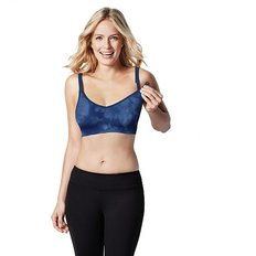 Body Silk Bra - Indigo - XS