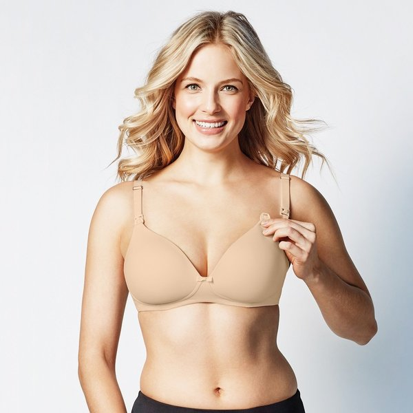 View larger image of Buttercup Bra - Bare - C Cups