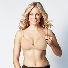 Buttercup Bra - Bare - B Cups