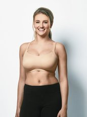 Invisible Nursing Bra - Bare