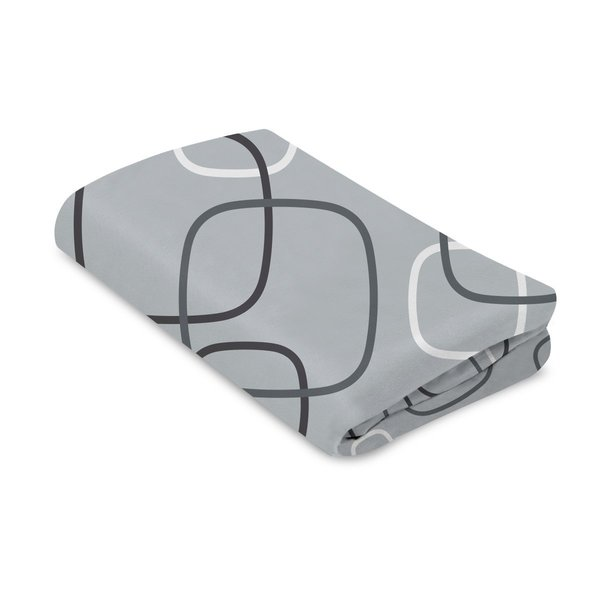 View larger image of Breeze Plus Bassinet Sheet-Silver