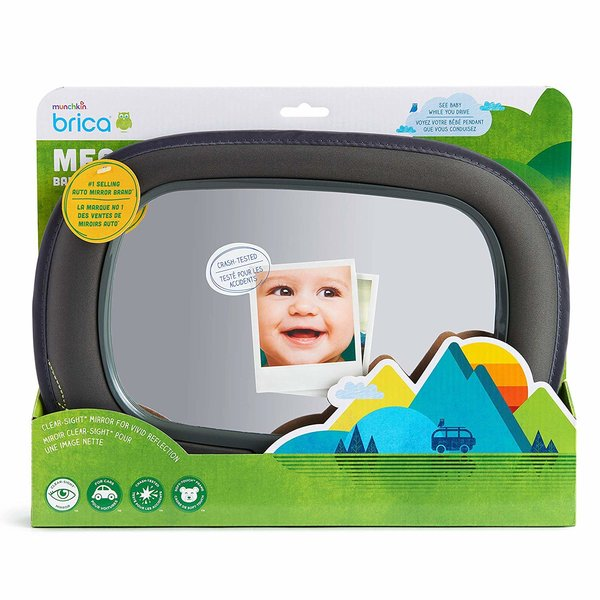 View larger image of BRICA Baby In Sight Car Mirror