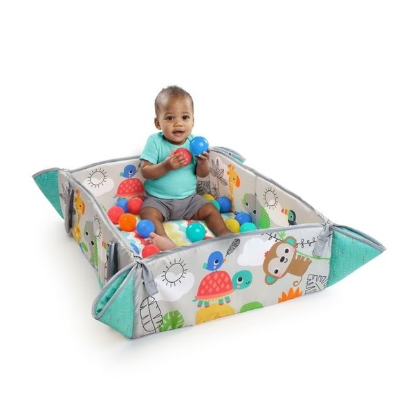 View larger image of 5-in-1 Activity Gym & Ball Pit