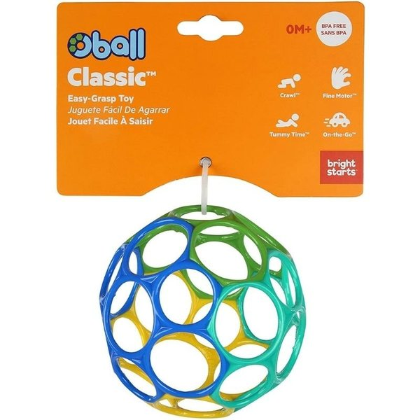 View larger image of Oball Classic Easy Grasp Toy