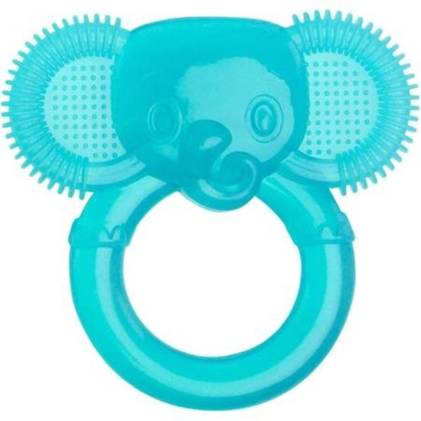 View larger image of First Bites Stage Teether Elephant