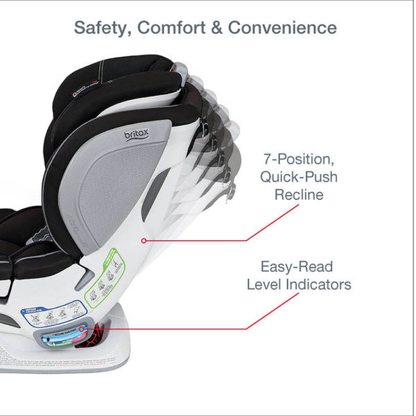 View larger image of Advocate ClickTight Convertible Car Seat