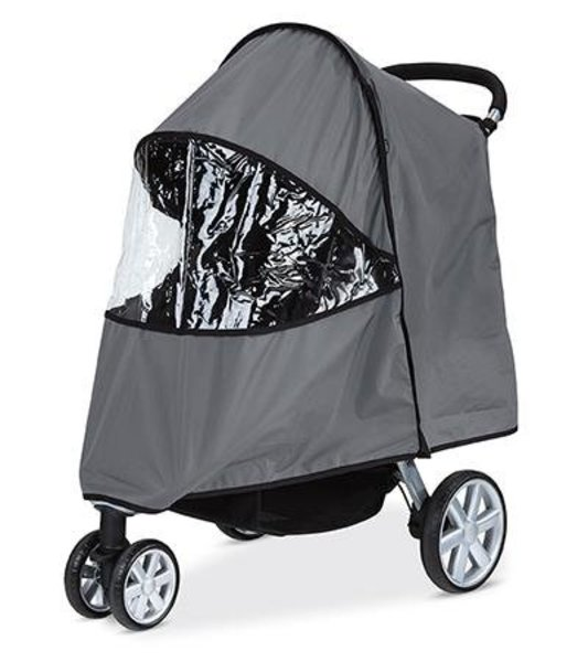 View larger image of B-Agile Stroller Rain Cover