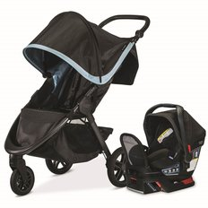 B-Free-Endeavours Travel System - Frost