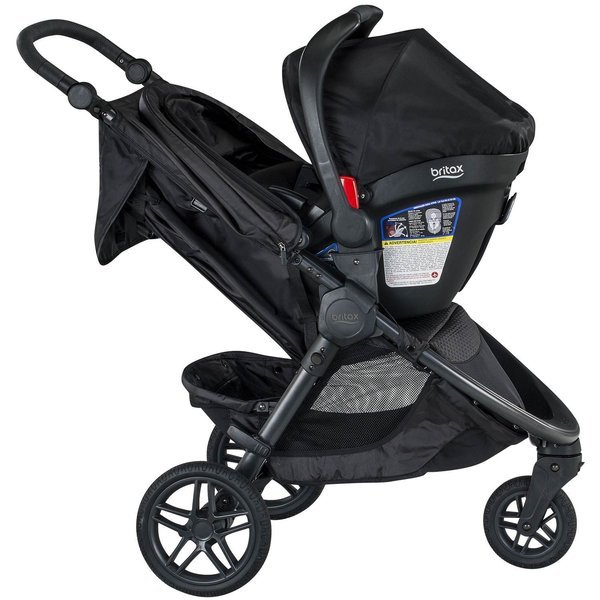 View larger image of B-Free-Endeavours Travel System - Frost