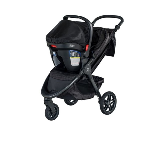 Britax B-FREE/ENDEAVOURS TRAVEL SYSTEMS