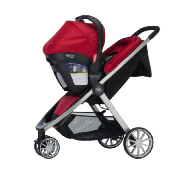 View larger image of B-Lively / B-Safe 35 Travel System