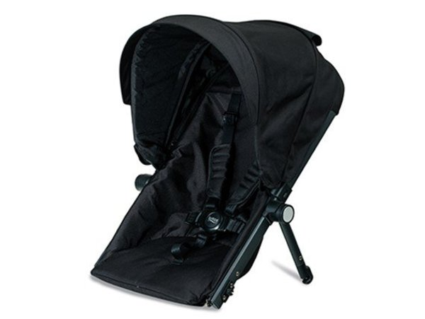 View larger image of B-Ready G3 - 2nd Stroller Seat - Black