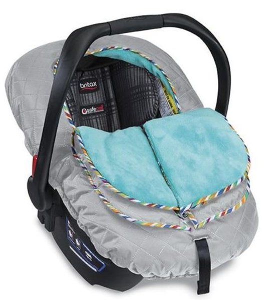 View larger image of B-Warm Car Seat Cover - Arctic
