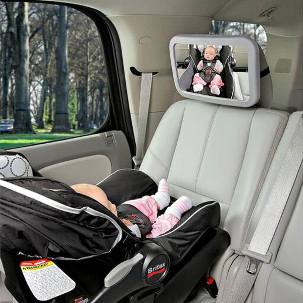 View larger image of Back Seat Mirror