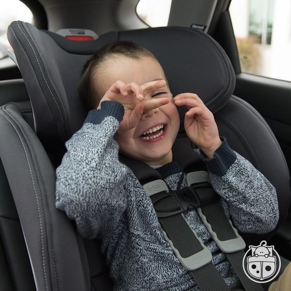 View larger image of Boulevard ClickTight Convertible Car Seat - Cool 'N Dry