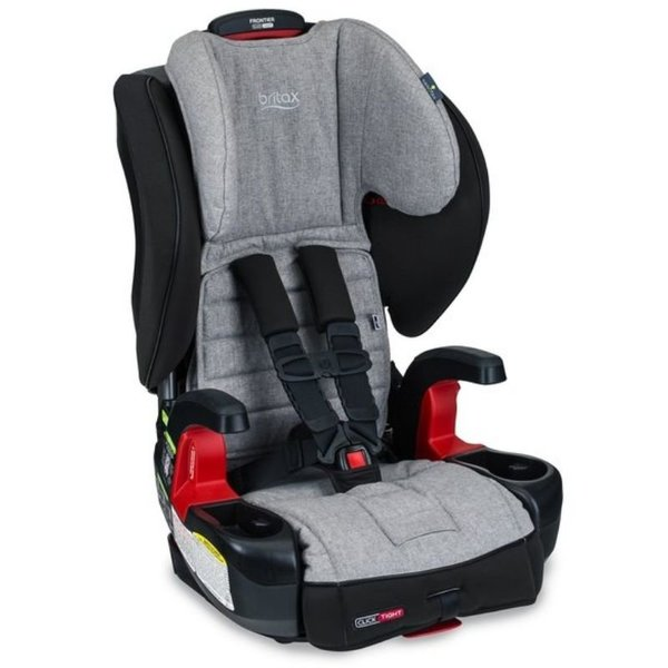 View larger image of Frontier ClickTight Booster Seat - Nanotex
