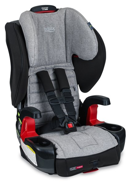 View larger image of Britax Frontier ClickTight Booster Seat - Nanotex
