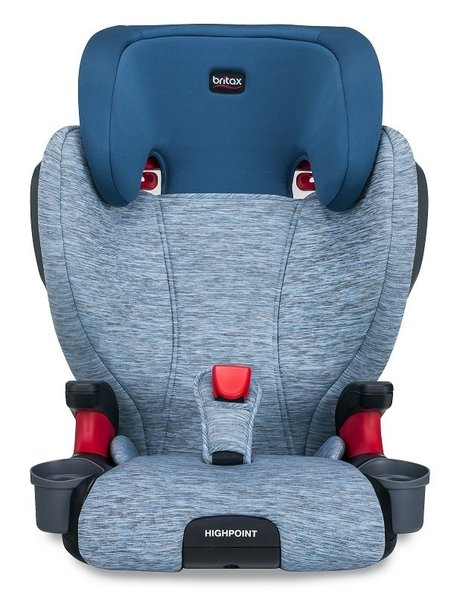 View larger image of Highpoint Booster Car Seat - Seaglass