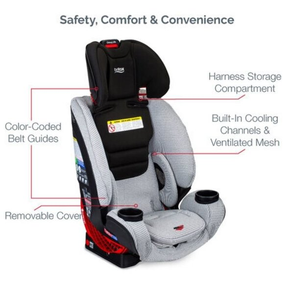 View larger image of One4Life ClickTight All-In-One Car Seat