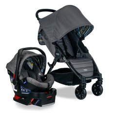 Pathway / B-Safe 35 Travel System