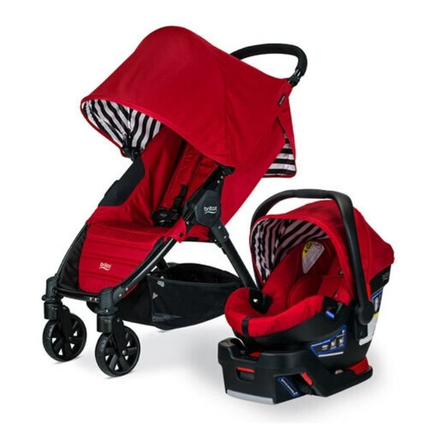 View larger image of Pathway / B-Safe 35 Travel System