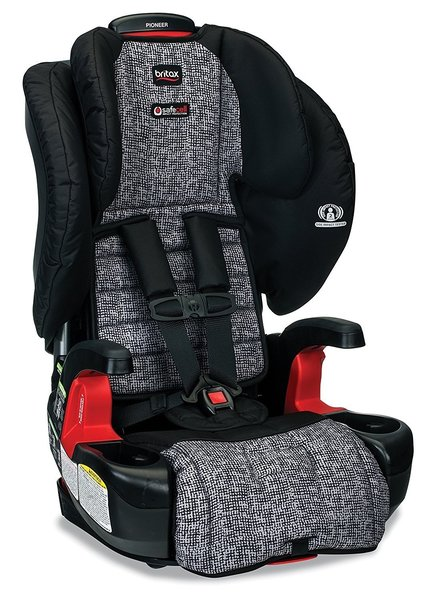 View larger image of Pioneer G1.1 Booster Car Seat