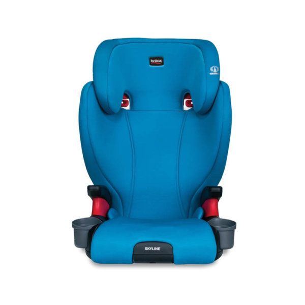 View larger image of Skyline Belt-Positioning Booster Seat - Teal