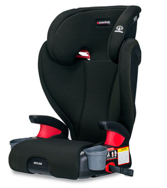 View larger image of Skyline Booster Seat - Dusk (Removeable Back)