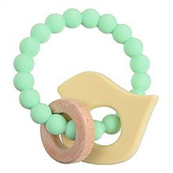 View larger image of Brooklyn Teether - Mint