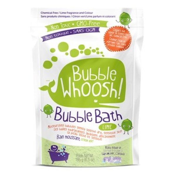 View larger image of Foaming bath powder - Lime