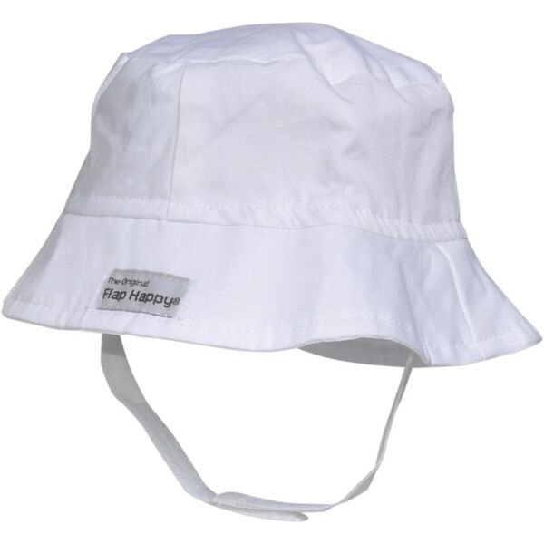 View larger image of Bucket Hat-White-S
