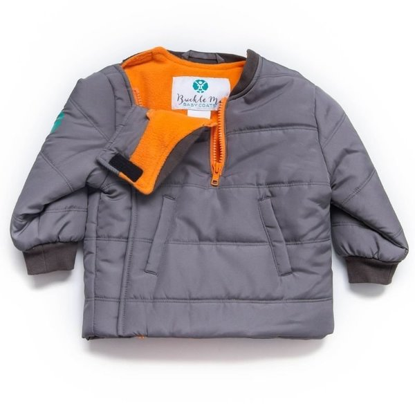 View larger image of Car Seat Friendly Coats - Toasty