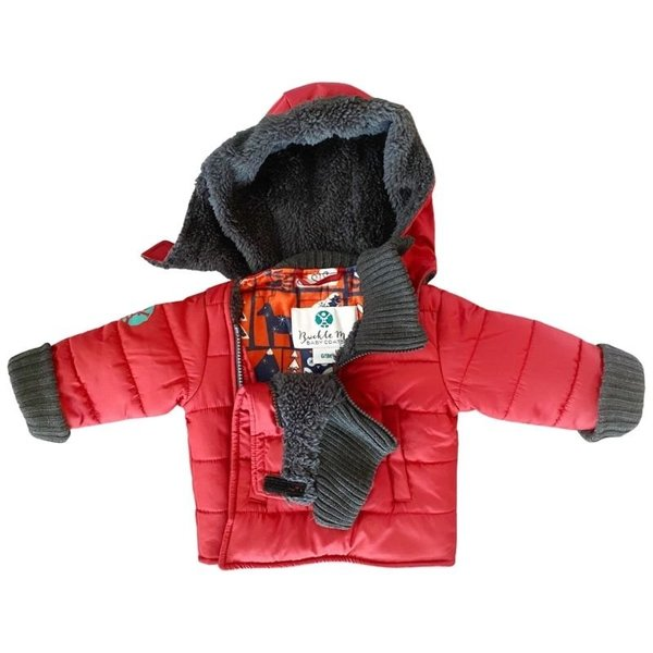 View larger image of Car Seat Friendly Coats - Toastiest