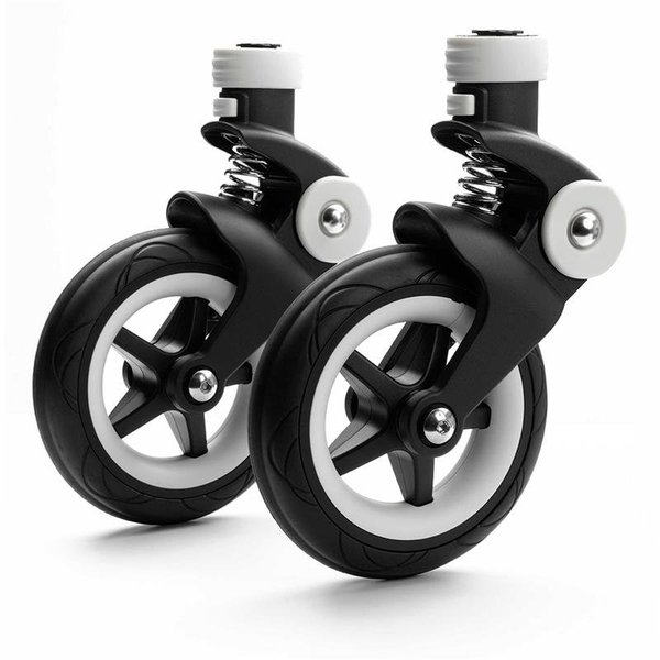 View larger image of Bugaboo Bee5 Wheel Caps - Reflective
