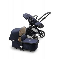 Buffalo Classic Complete Stroller - Navy