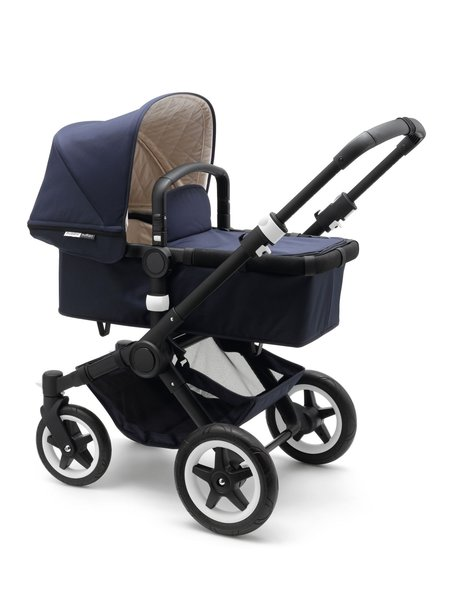 View larger image of Buffalo Classic Complete Stroller - Navy