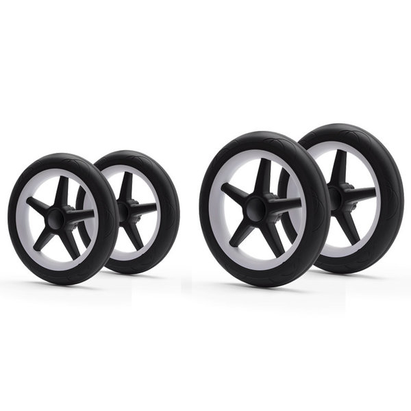 View larger image of Donkey/Buffalo Stroller Wheel Replacement Set - 4 pack